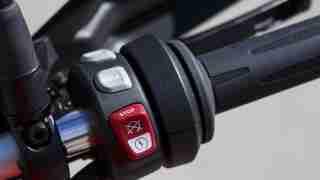 2015 BMW S1000XR right switchgear