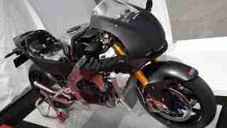 Honda RC213V-S carbon fibre