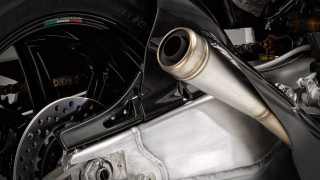 Honda RC213V-S exhaust