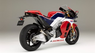 Honda RC213V-S rear three quarter