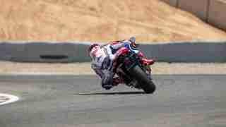Honda RC213V-S track