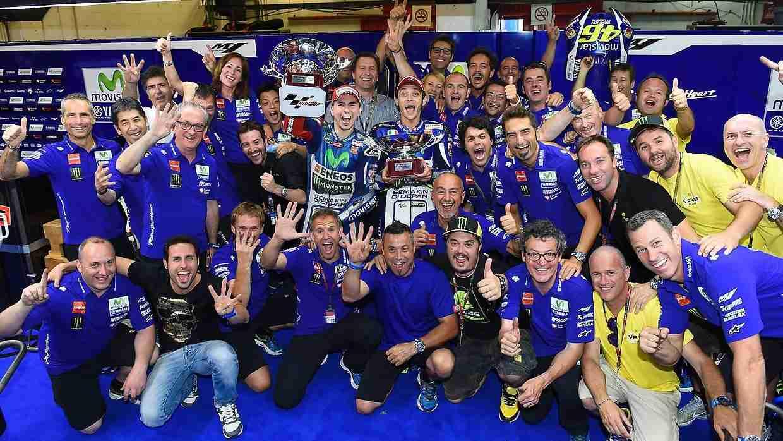 Movistar Yamaha MotoGP team
