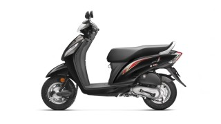 New 2015 Activa i black colour option