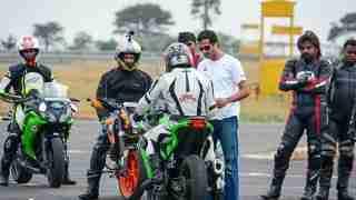 Sameer Venugopalan - Apex Racing