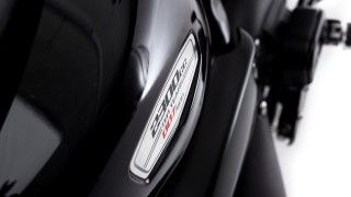 Triumph Rocket X limited edition badge