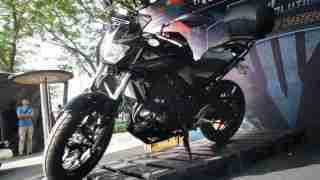 Yamaha MT 25 black