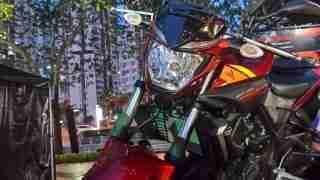 Yamaha MT 25 headlight