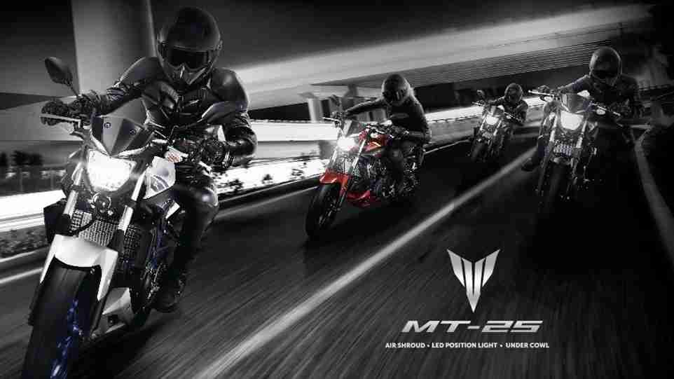 Yamaha MT 25 launched