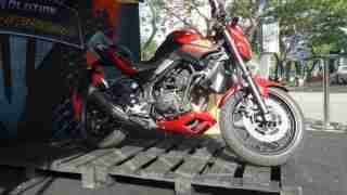 Yamaha MT 25 red