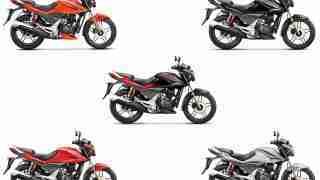new Hero Xtreme Sports colour options