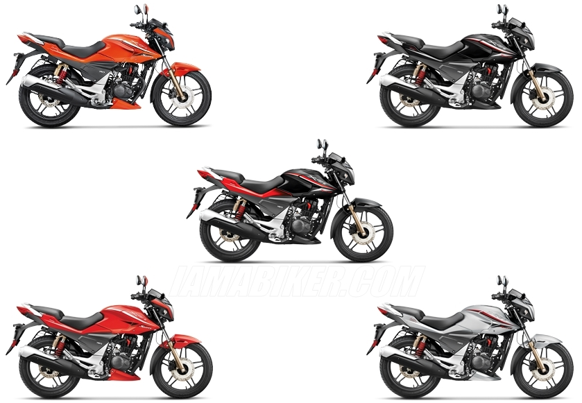 new Hero Xtreme colour options