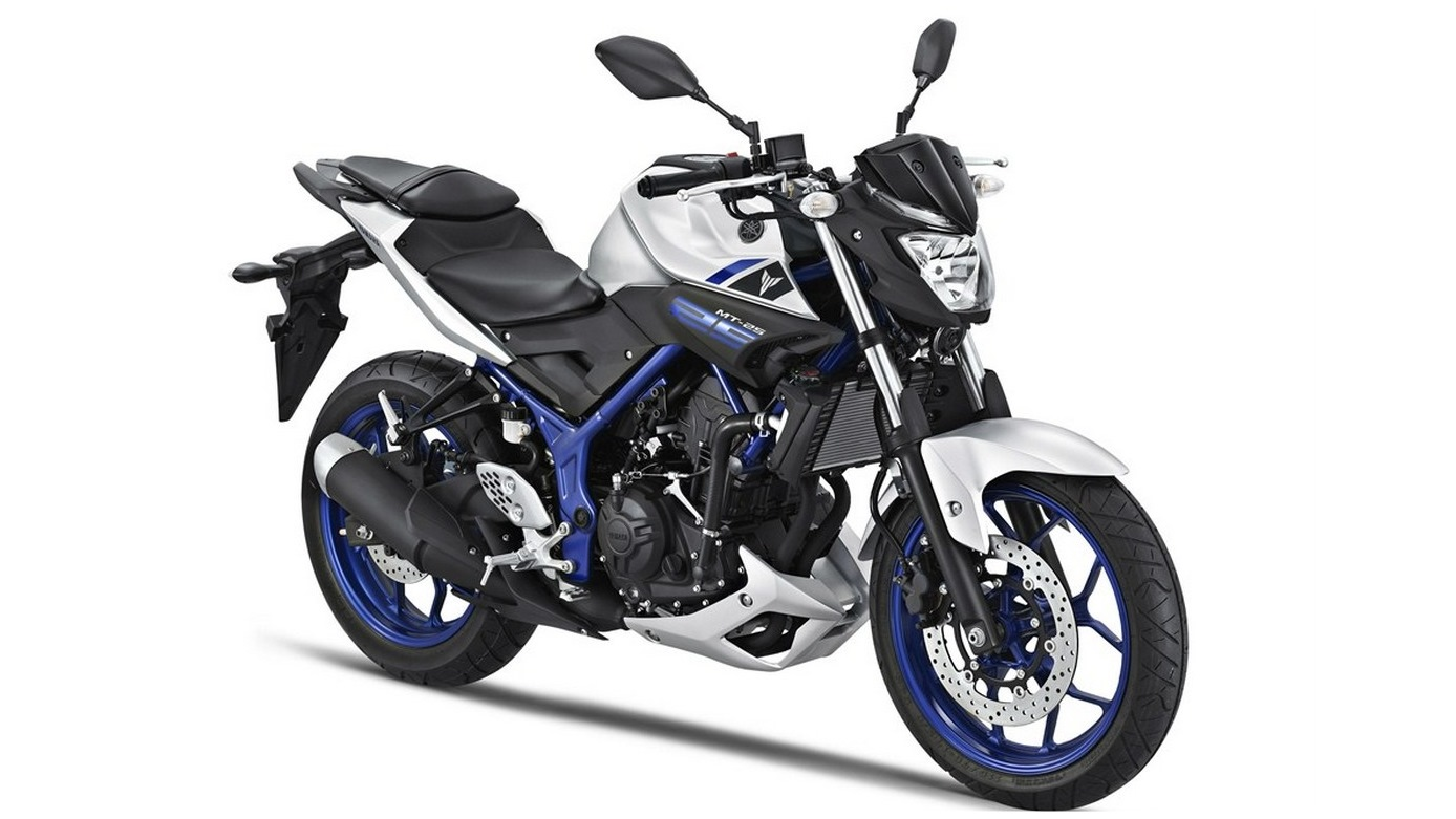 2015 Yamaha MT-25