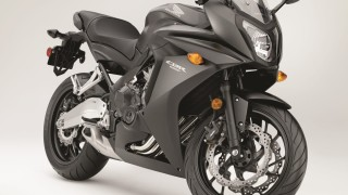 Honda CBR 650F India black colour option