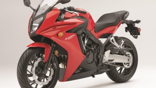 Honda CBR 650F India red colour option