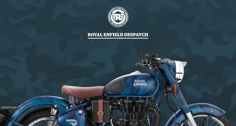 Royal Enfield Despatch prices