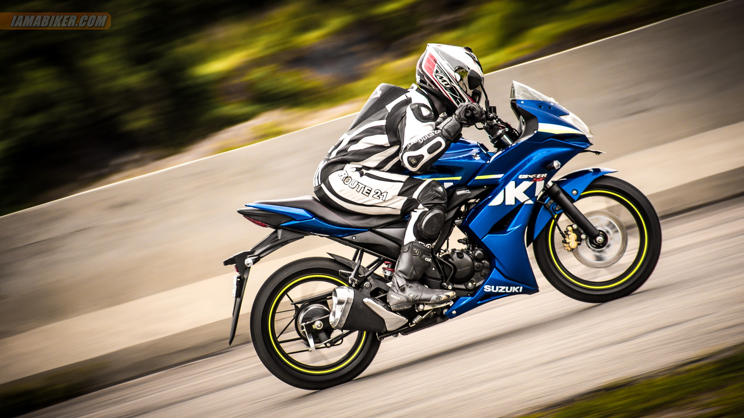 Suzuki Gixxer SF HD wallpapers