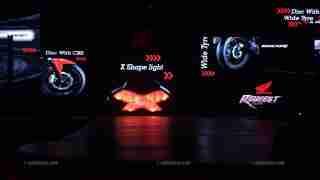 Honda CB Hornet 160R features