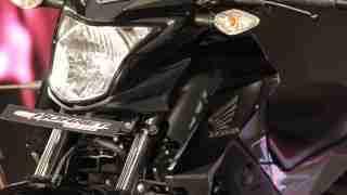 Honda CB Hornet 160R headlight