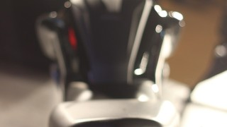 Honda CB Hornet 160R top view