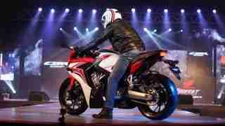Honda CBR650F Revfest Bangalore