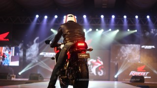 Honda CBR650F launch Revfest Bangalore