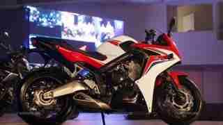 Honda Revfest CBR650F launch