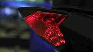 Yamaha YZF-R3 tail brake light