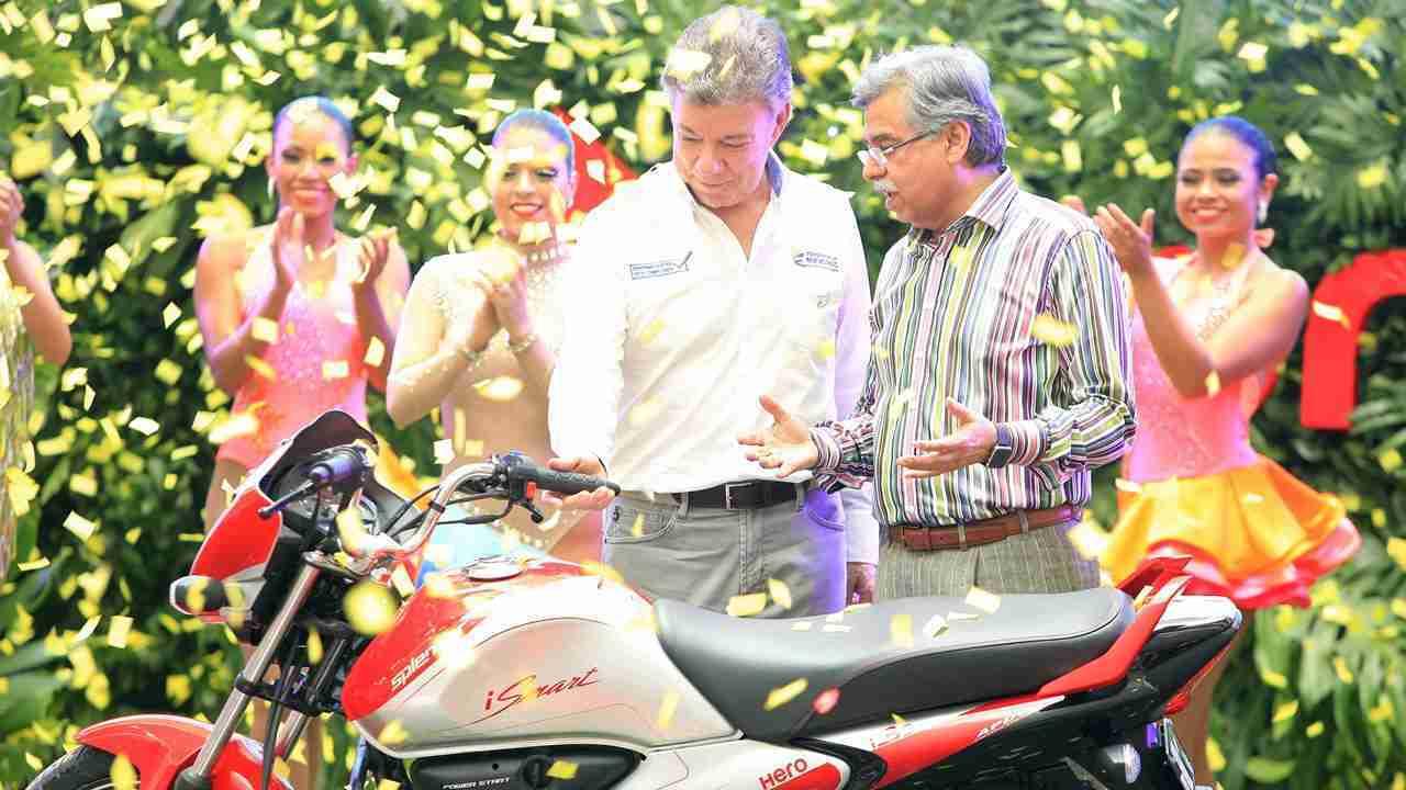 Hero Motocorp Colombia