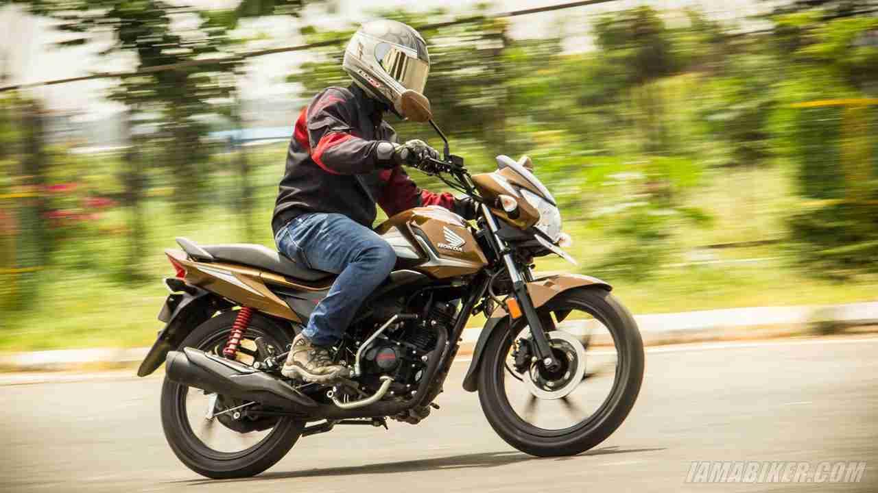 Honda Livo review handling and braking