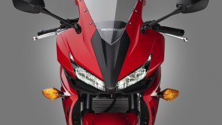 2016 Honda CBR500R LED headlights