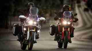 2016 Honda CRF1000L Africa Twin colour options