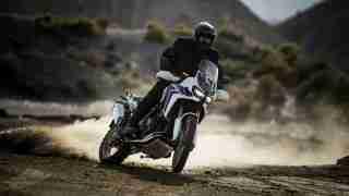 2016 Honda CRF1000L Africa Twin drift