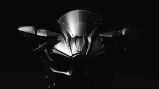 2016 Kawasaki Ninja H2 black colour