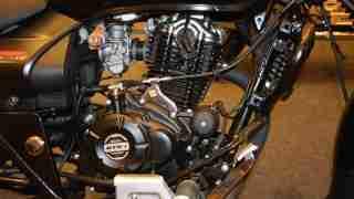 New Bajaj Avenger 220 Street engine