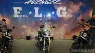 New Bajaj Avenger range