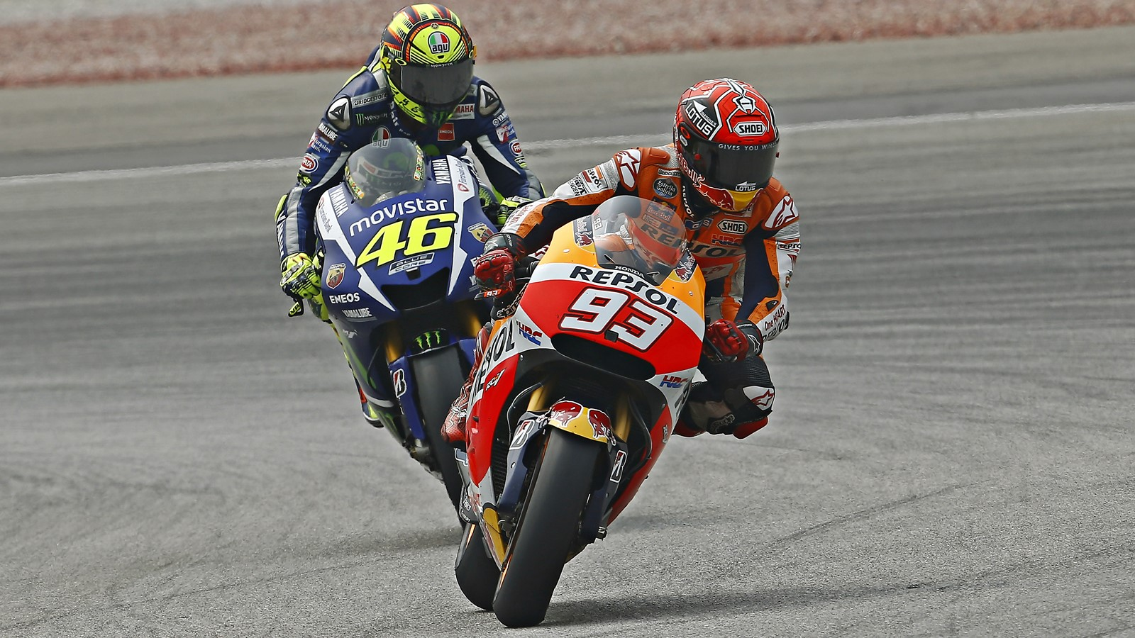 Wallpaper Rossi Marquez - impremedia.net