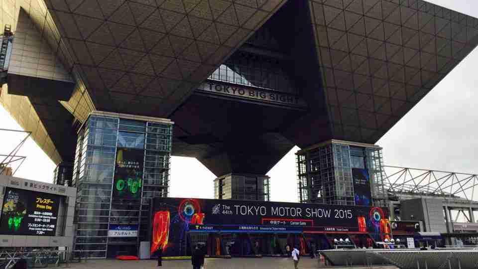 Tokyo Motor Show 2015 preview