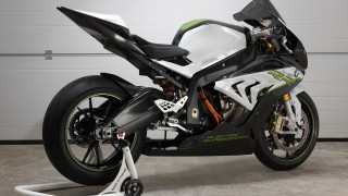 BMW eRR electric S1000RR