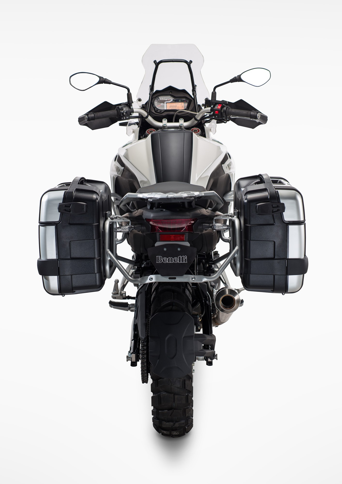 2016 Benelli TRK 502 unveiled at EICMA 2015