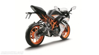 New updated 2016 KTM RC390