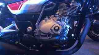 Bajaj V engine
