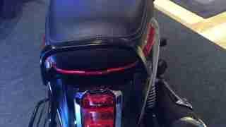 Bajaj V seat