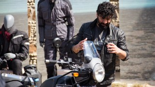 Royal Enfield Himalayan with Siddhartha Lal