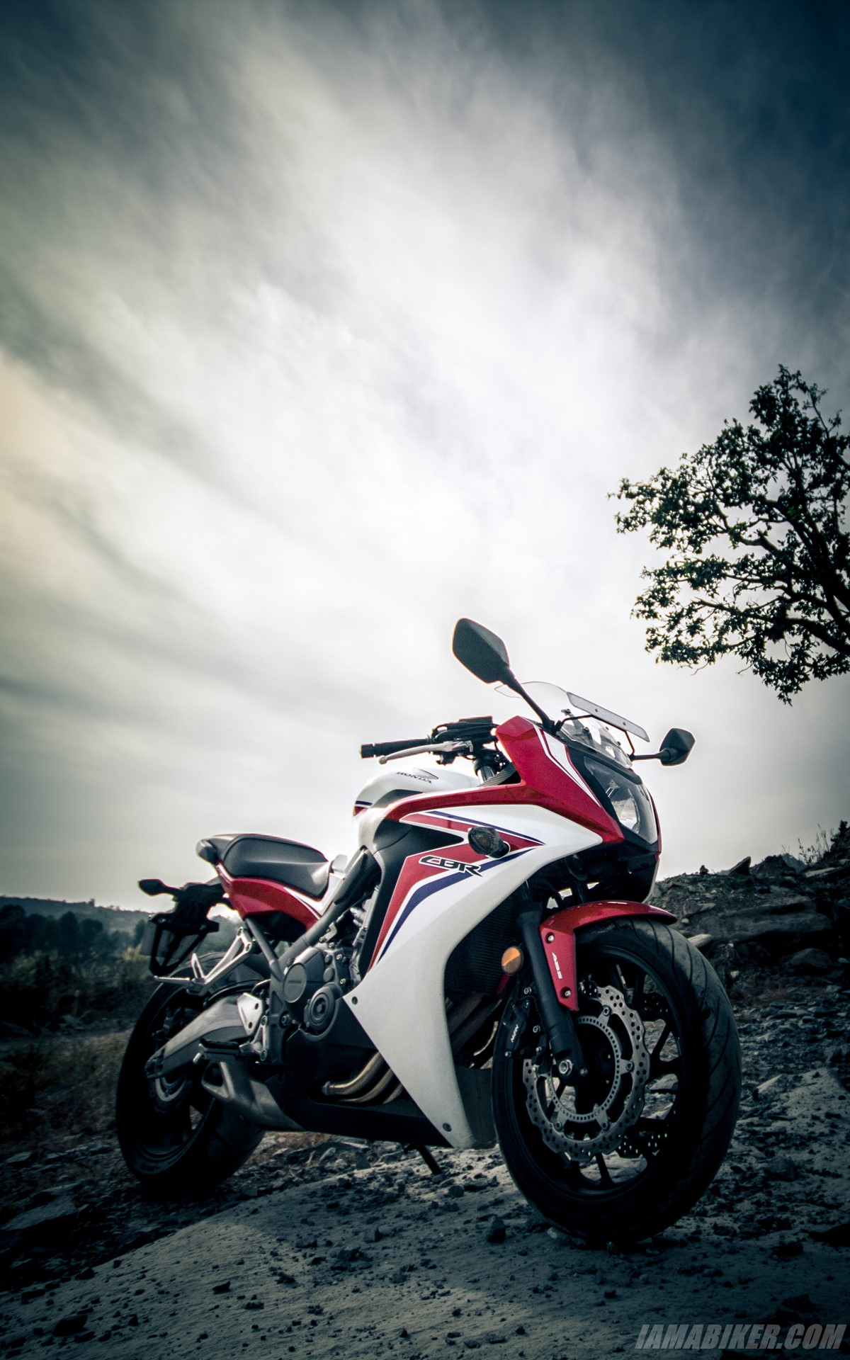 Honda CBR650F HD wallpapers (4)