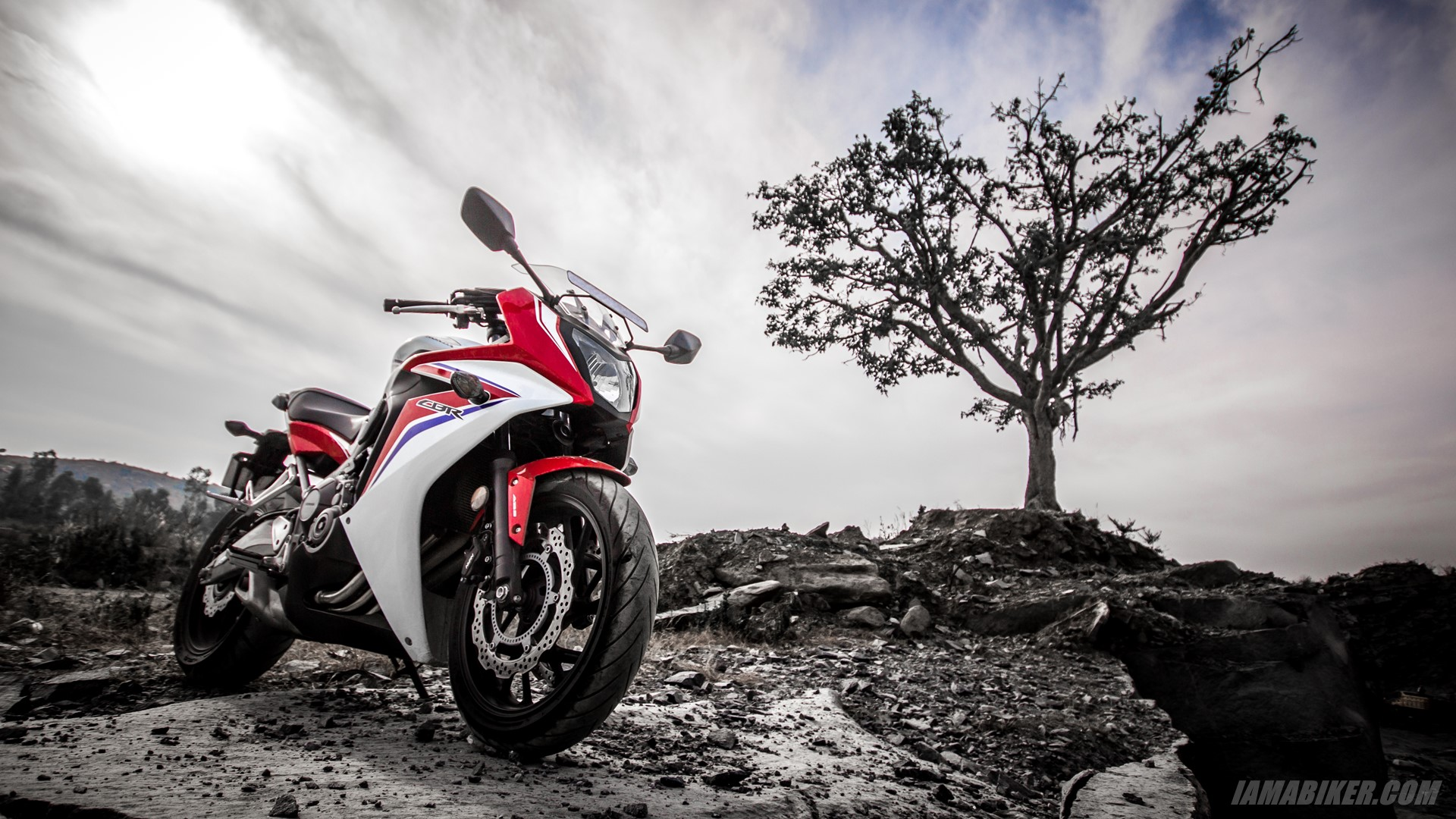 Honda CBR650F HD wallpapers (5)