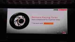 TVS Apache RTR 200 tyres