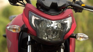TVS Apache RTR 200 headlight