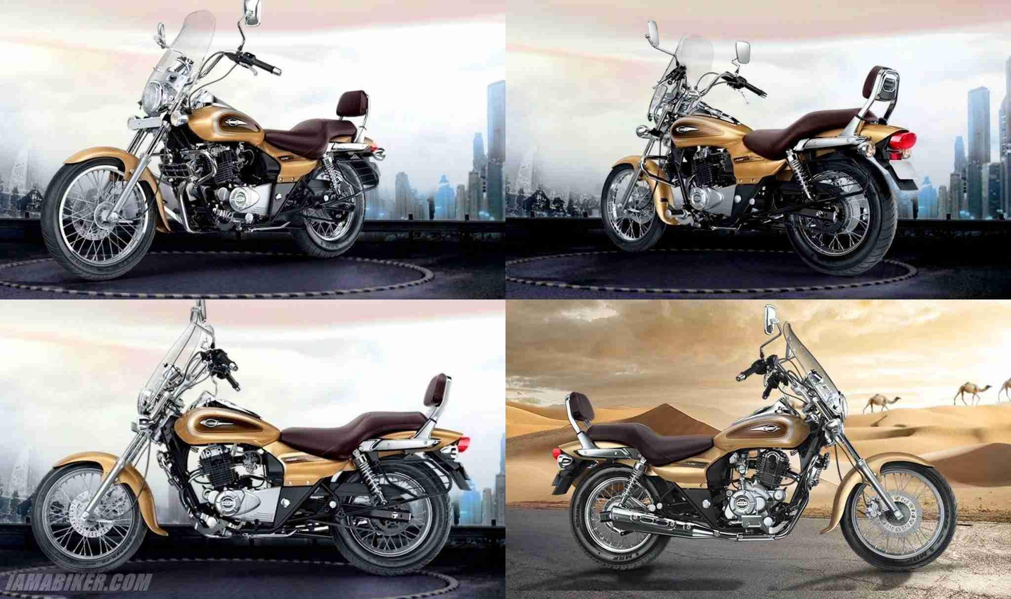 New Bajaj Avenger 220 Cruise Colour Option Iamabiker Everything Motorcycle