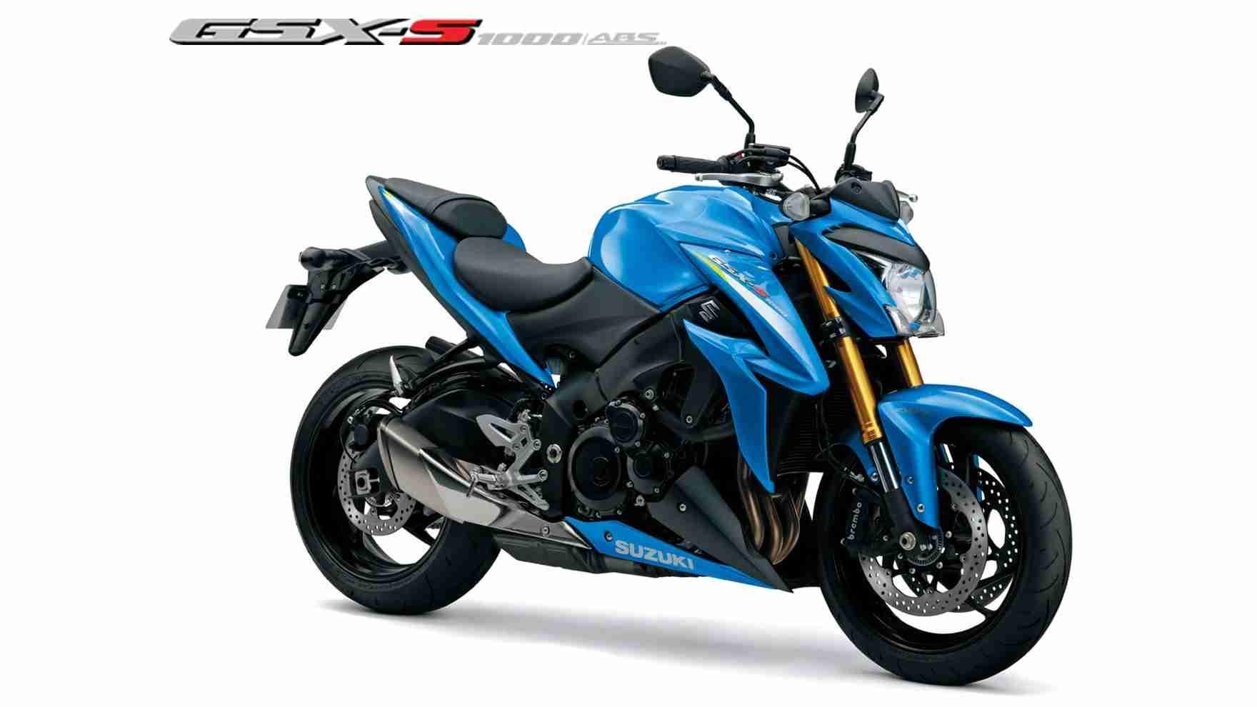 Suzuki GSX-S1000 ABS
