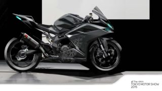 Honda CBR250RR concept